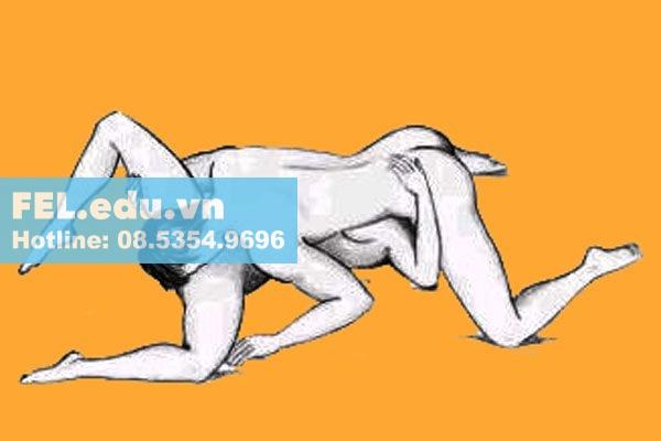Thay vì nam giới ở dưới thì kiểu dáng đổi mới này là nữ sẽ nằm dưới và nam lại quỳ gối ở trên