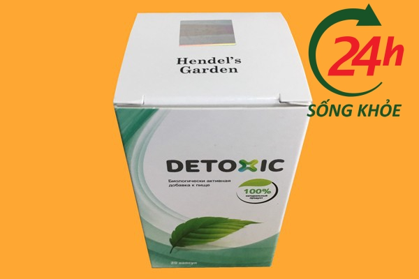 Detoxic có thực sự lừa đảo không?
