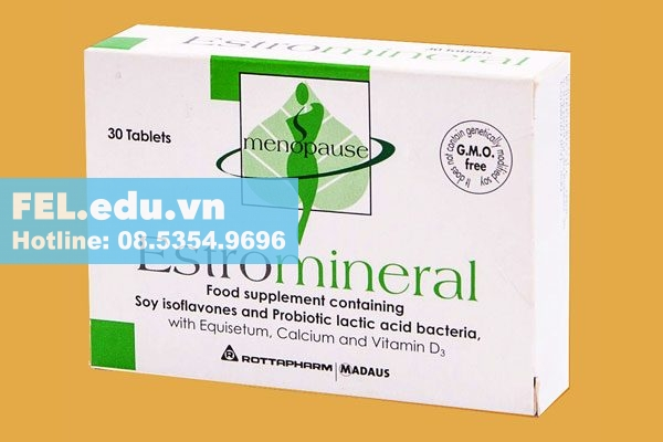 Hộp Estromineral