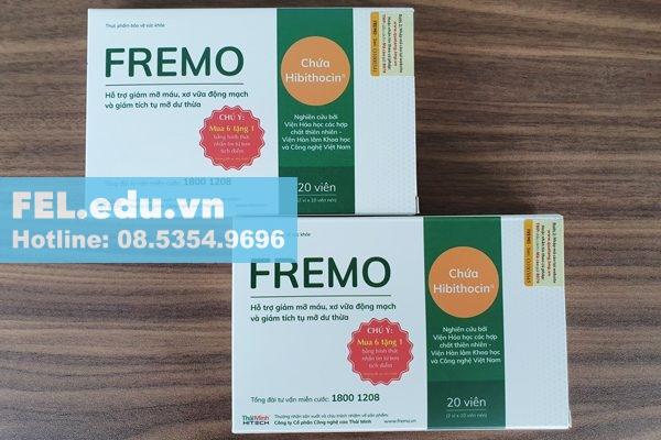 Những người nên sử dụng FREMO