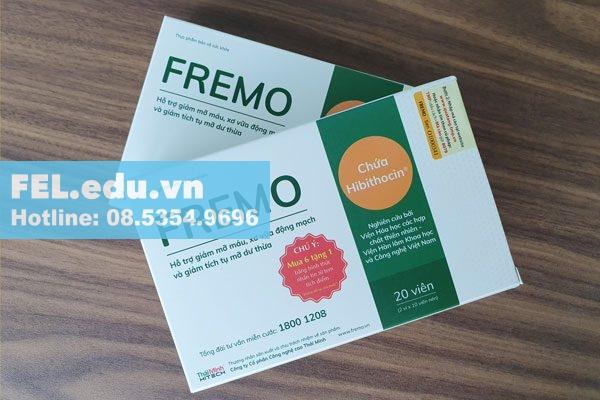 Tác dụng của FREMO