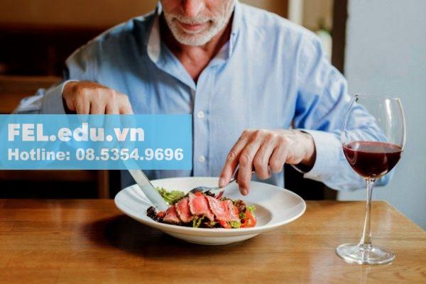Giữ thói quen ăn uống hàng ngày hợp lý để thuốc có tác dụng hiệu quả nhất.