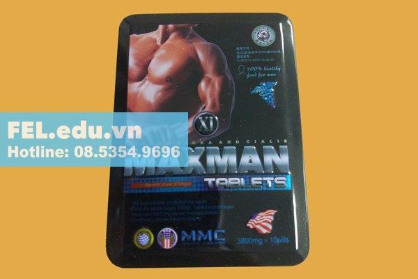 Maxman 3800