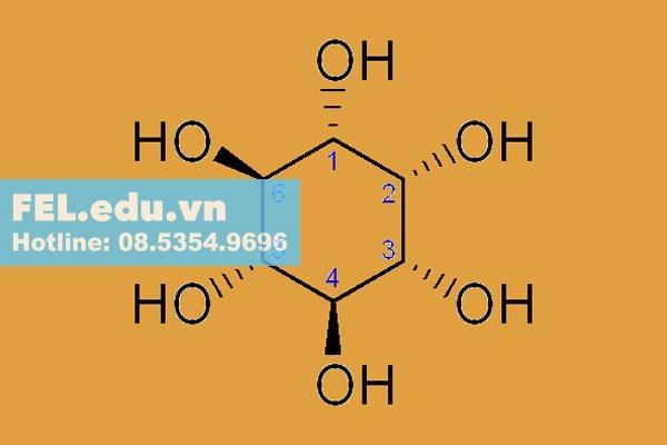 Inositol trong thành phần của nước nghệ giải rượu House