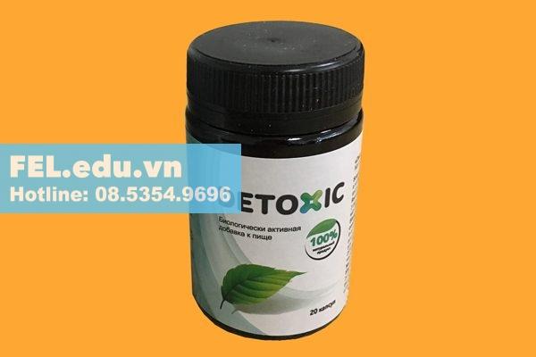 Những đối tượng nào có thể sử dụng Detoxic?