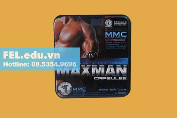 MAXMAN 24 viên