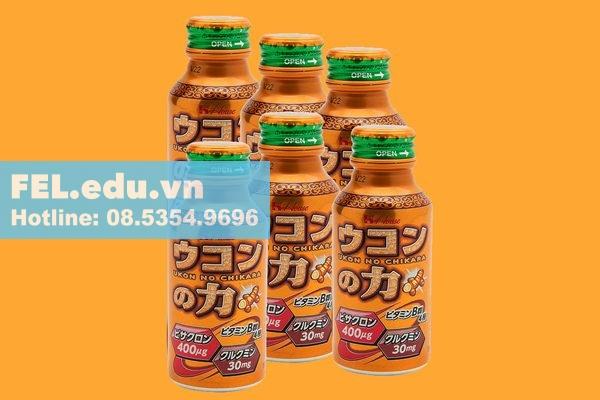 Nước nghệ giải rượu House có nguồn gốc từ Nhật Bản