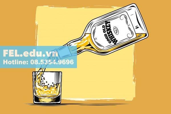 Sử dụng một chai Nước giải rượu bia Alcofree trước khi uống rượu hoặc bia