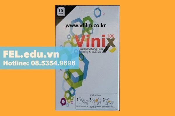 Tem ngậm Vinix 100
