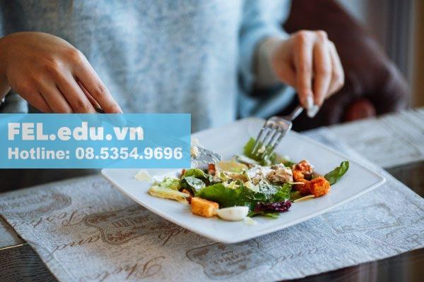 Trong quá trình sử dụng sản phẩm cần phải ăn uống, có lối sống lành mạnh