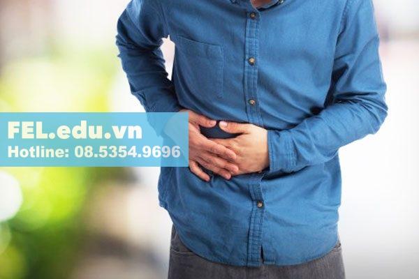 Uống nhiều rượu có nguy cơ cao bị viêm loét dạ dày và tá tràng