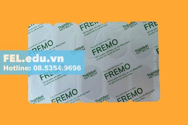 Vỉ Fremo