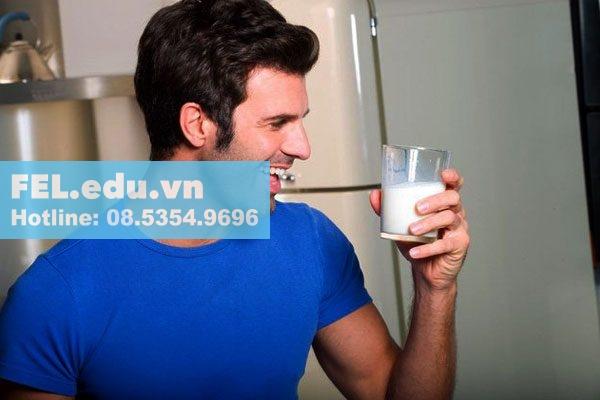 Đàn ông uống sữa đậu nành có tốt không?