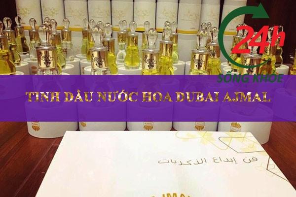 Tinh dầu nước hoa Dubai Ajmal