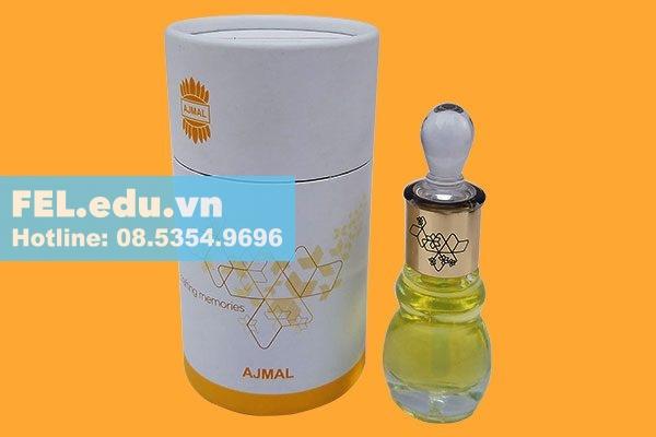 Bảng mùi tinh dầu nước hoa Dubai Ajmal