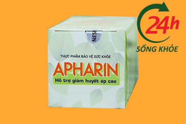 Giá thuốc Apharin là bao nhiêu?