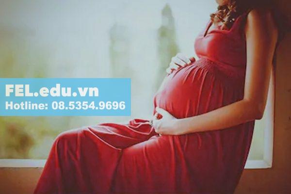 Dấu hiệu mang thai
