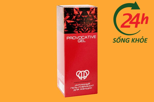 Hộp Provocative gel