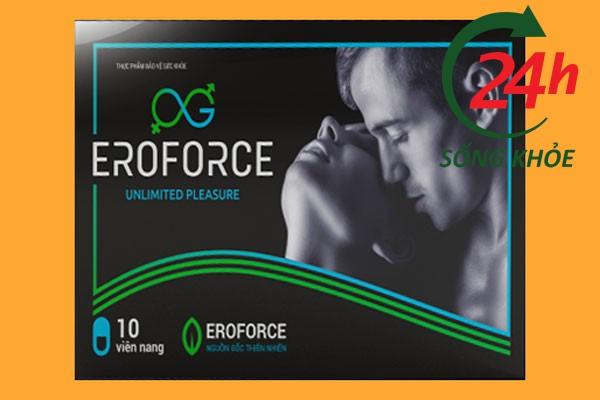 Eroforce là một thực phẩm bảo vệ sức khỏe