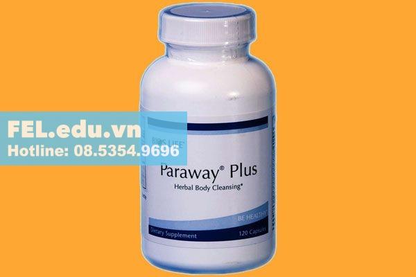 Thải độc ký sinh trùng Paraway Plus