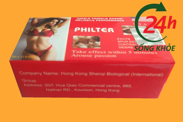Hộp Philter