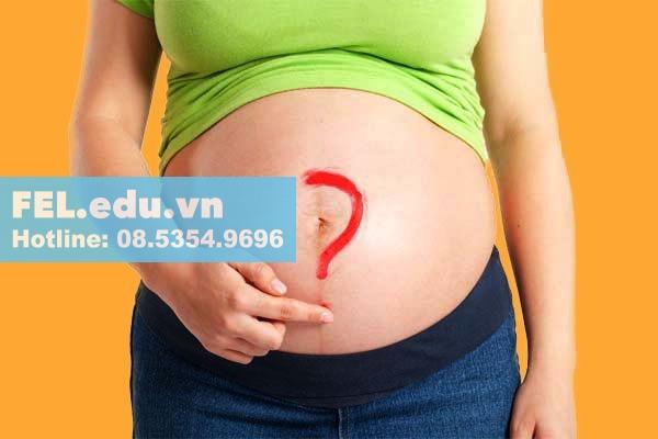 Cách tính ngày rụng trứng để mang thai sinh con trai