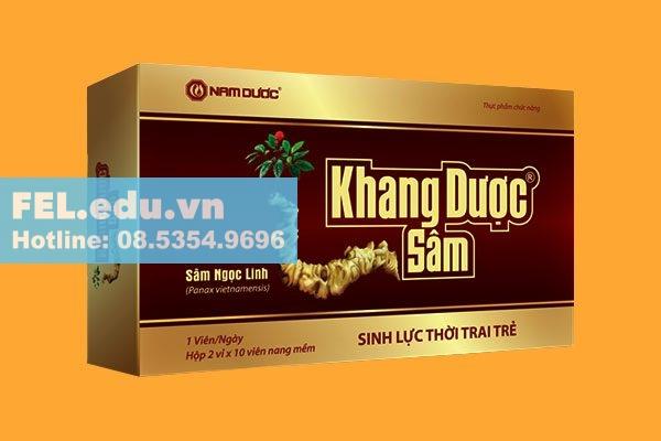 Thuốc cường dương Việt Nam