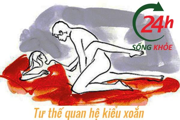 Quan hệ tình dục vợ chồng