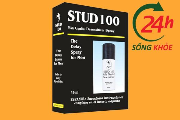 Hướng dẫn cách sử dụng Stud 100 hiệu quả