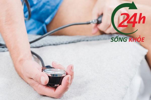Hạ áp ích nhân trị tăng huyết áp và phòng ngừa tai biến