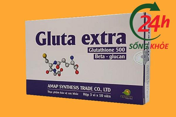 Giá của Gluta Extra là bao nhiêu?