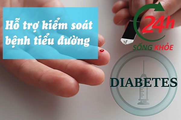 Beta-glucan hỗ trợ kiểm soát bệnh tiểu đường