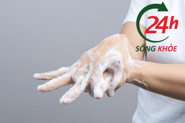 Vệ sinh tay và dương vật sạch sẽ để đảm bảo an toàn