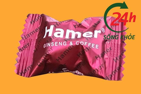 Viên Kẹo sâm Hamer