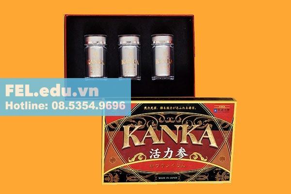 Bổ thận Kanka là gì?