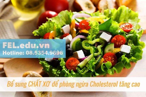 Cholesterol cao