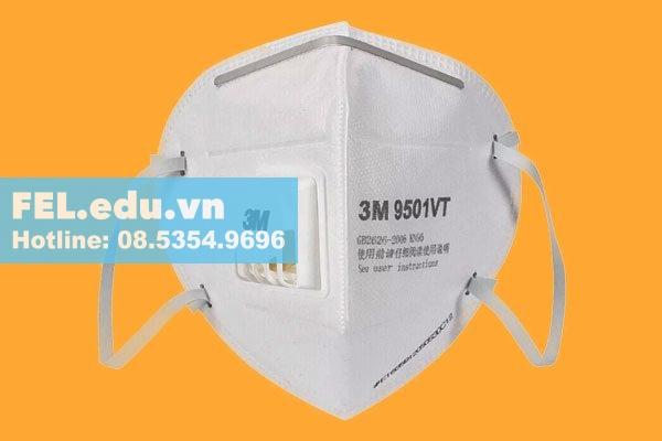 Khẩu trang 3M 9501VT