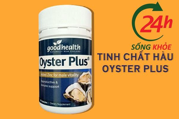 Tinh chất hàu Oyster Plus