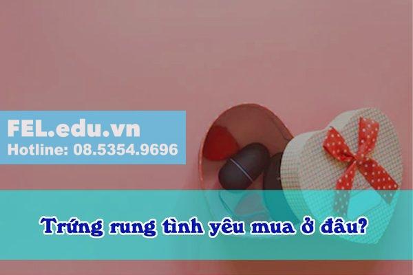 Trứng rung tình yêu
