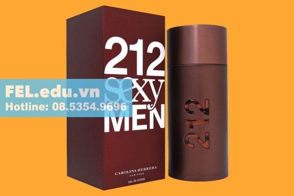 Nước hoa kích dục 212 Sexy Men