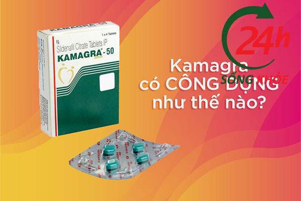 Kamagra là một sản phẩm tăng cường sinh lý nam