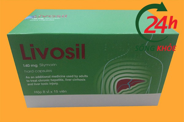 Thuốc Livosil
