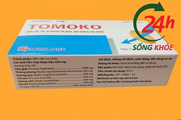 Cần lưu ý gì khi sử dụng Thuốc trĩ Tomoko