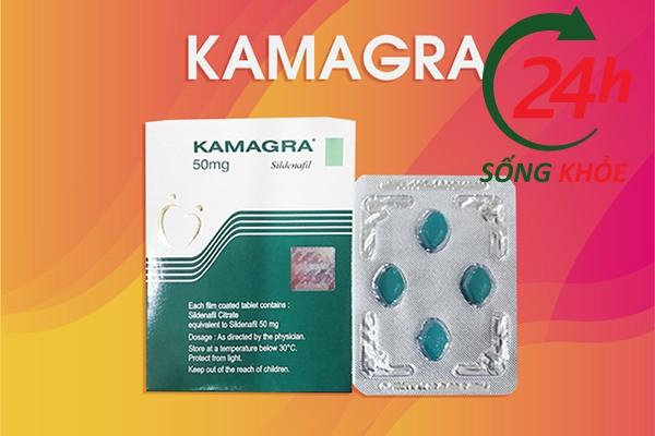 Kamagra sản phẩm tăng cường sinh lý nam hàng đầu