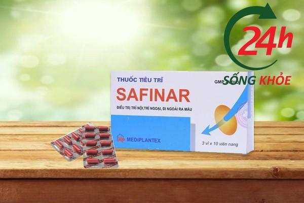Safinar được chiết xuất hoàn toàn từ thiên nhiên