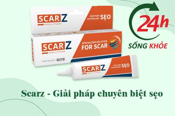 Hình ảnh: thuốc trị sẹo Scars Solution