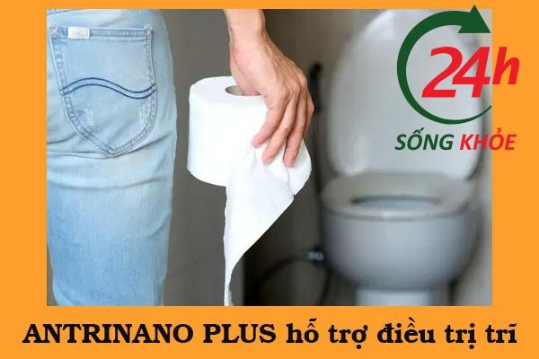 Tác dụng của Antrinano Plus