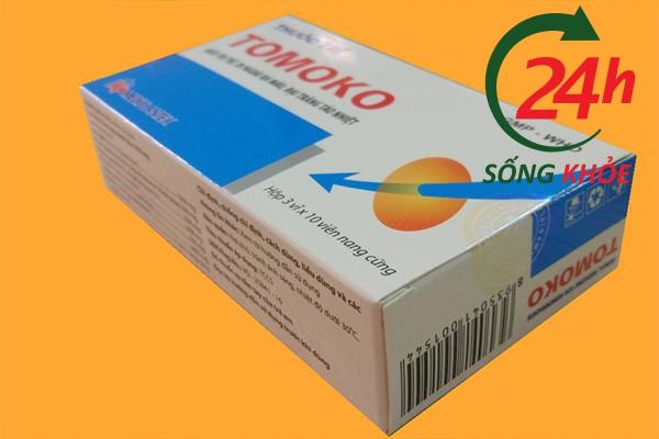 Thuốc trĩ Tomoko có tác dụng phụ không?