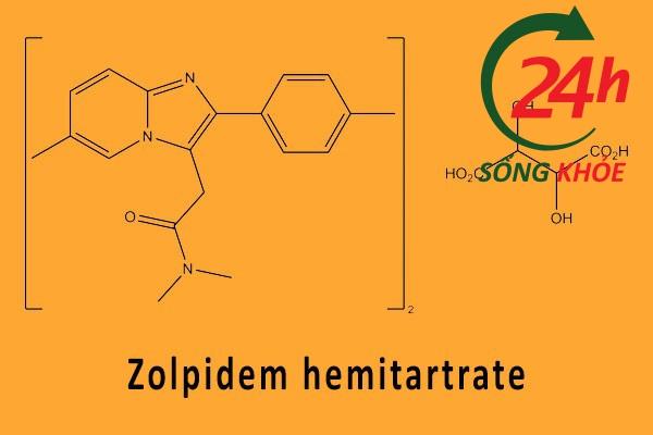 Thuốc an thần gây ngủ Zolpidem
