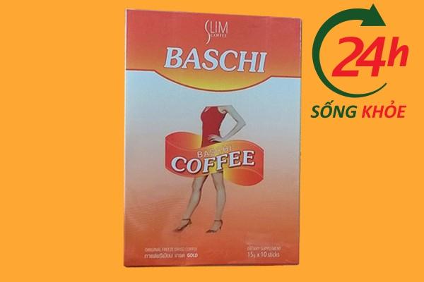 Thuốc giảm cân Baschi coffee